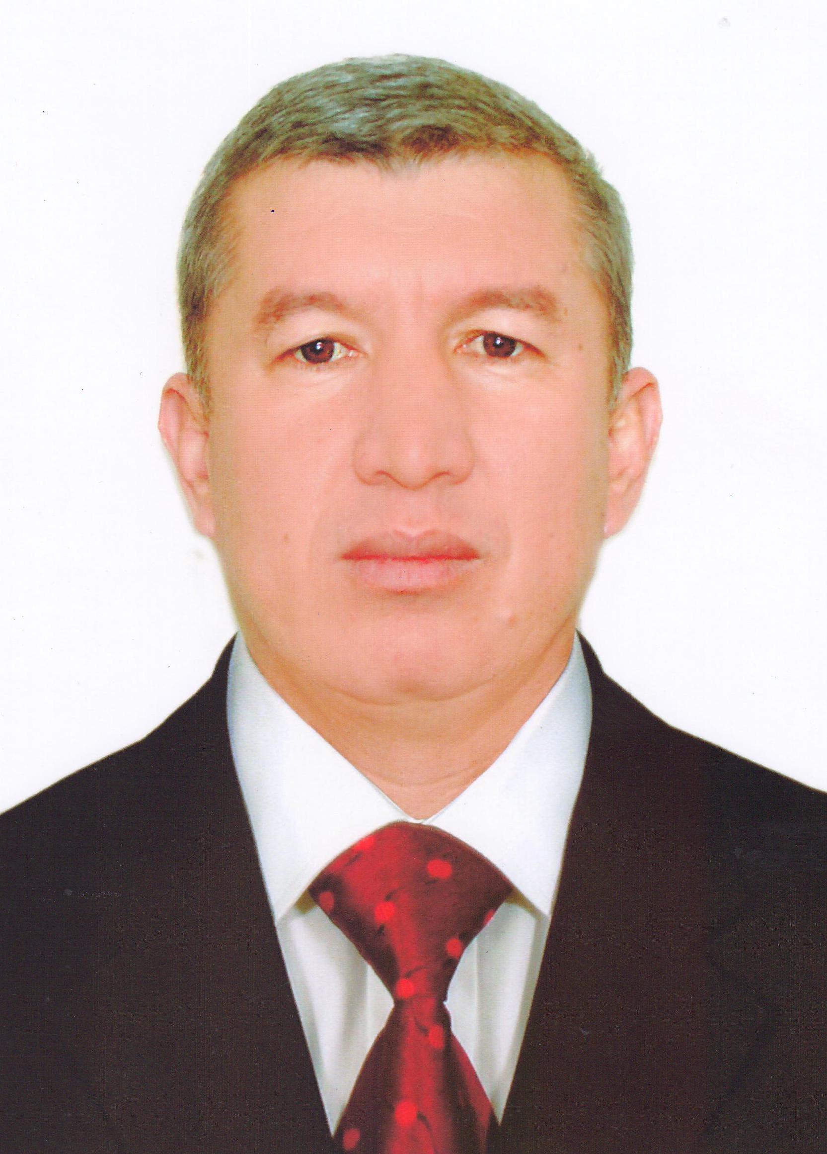 Камолов Ғайрат Эржигитович